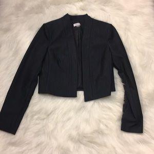 Calvin Klein cropped blazer